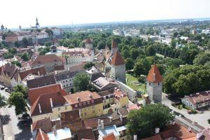 Граница с Эстонией на автомобиле